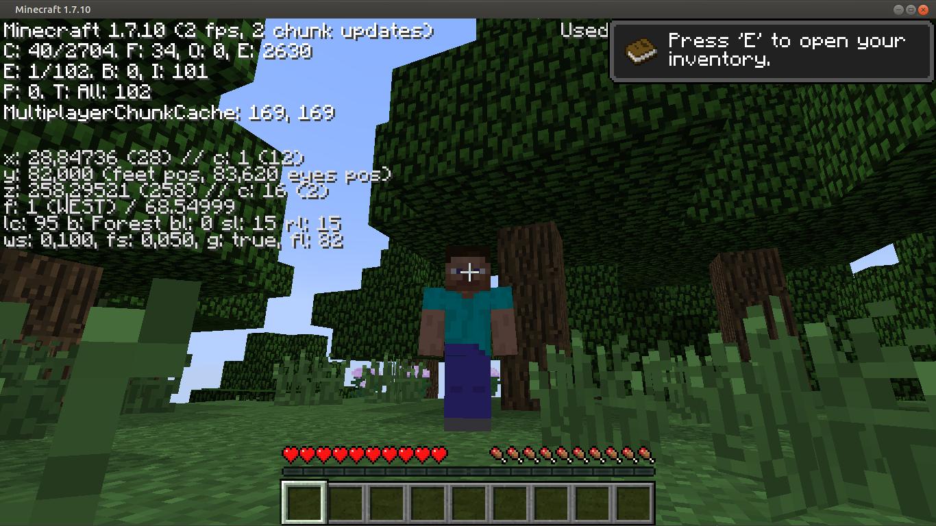 Minecraft Java Edition - Sempre que tento jogar em uma versão