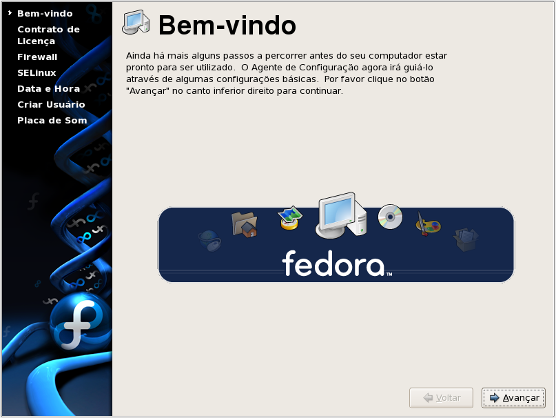 Linux fedora core 5 baixar