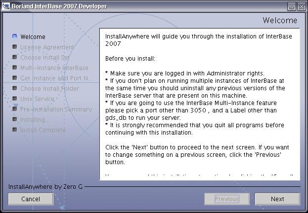 Interbase 2007 keygen licenca