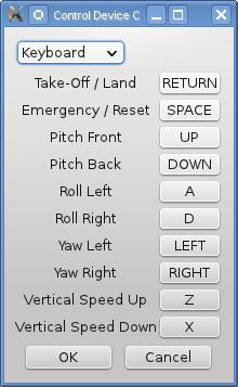 Classe da janela: ardrone_navigation