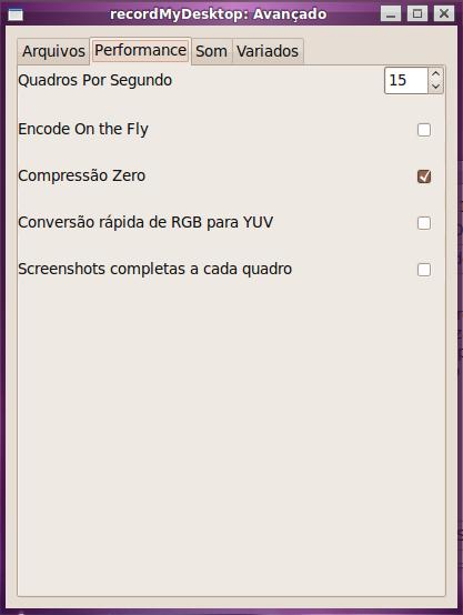 Linux: Elaborando vídeo-aula no linux com Gtk-recordMydesktop