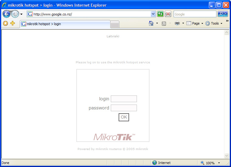 hotspot – …::: ClusterWeb® – Internet Data Center :::…