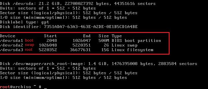 Arch Linux – Instalação sem complicação – …::: ClusterWeb