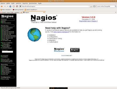 Linux: Nagios - Parte 1 Instalação / Configuração
