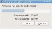 Linux: Convertendo vídeos (VLC) e editando (Audacity) músicas
