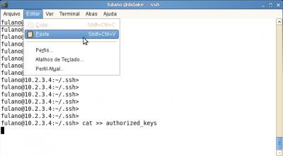 Linux: Autenticação por desafio e resposta no ssh