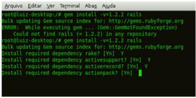 Linux: Metasploit Framework