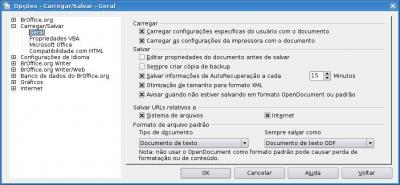 Linux: Conf