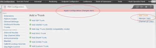 Linux: Elastix - Instalando, criando ramais e realizando ligações SIP Trunk Vono e FaleViper