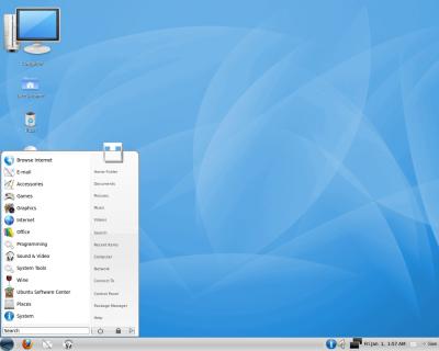 Linux: Zorin OS - interessante distro lan�ada no ano novo - primeiras impress�es