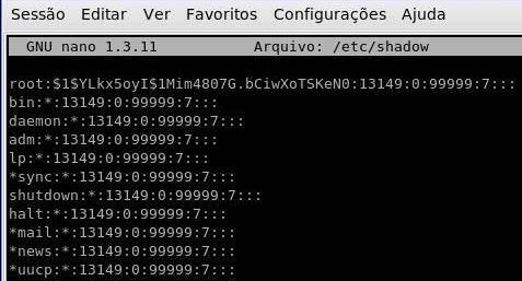 Bloqueando logins indesejados no servidor SSH