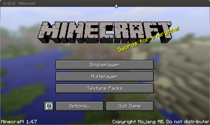 How to install minecraft on ubuntu 12 04 minecraft forum