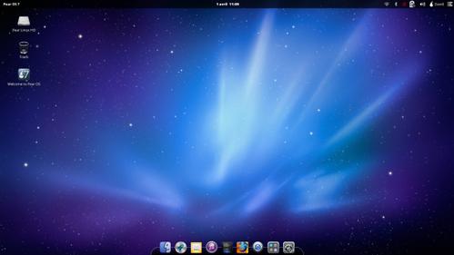 Linux: Não pode ter a maçã? Vai de pera!