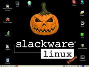 Linux: Slackware - Sexta feira 13
