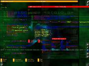 Linux: 2 aterms transparentes