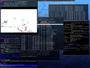"""Linux: Slackware 10.1, blackbox, pebrot,BitchX, e o filme """"A Casa dos Horrores"""""""