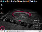Linux: Powered Debian