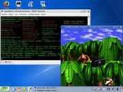 Linux: openSuSE 10.2 rodando Snes9x