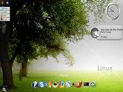 Linux: Slackware 13 + Fluxbox