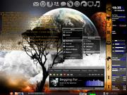 Linux: UBUNTU & FLUX