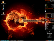Linux: guitar hot
