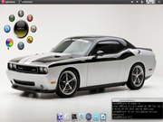 Debian Wheezy Black/White