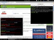 Linux: Sabayon default..