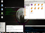 Linux: ARCH 64 bits+LXDE