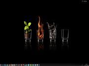 ArchLinux com KDE