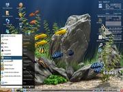 Linux: KDuXPv1.97-Menus