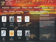 Linux: Tiger Linux Office On e off line