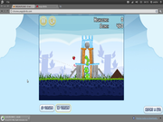 Linux: Angry Birds