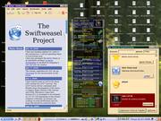 Linux: Superkaramba 2008.9 e Mandriva 2008.1