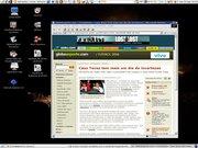 Linux: IEs 4 Linux (Internet Explorer)