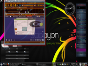 Linux: Sabayon 5.3-5.4
