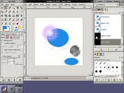 Linux: Novo GIMP 2.0