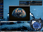 Linux: Flux Azul
