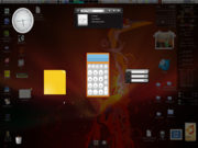 Linux: Screenlets + Cairo-Dock no Ubuntu