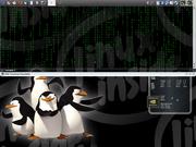 Linux: Ja que naum tem o gnome vamos de kde hauahuahauha