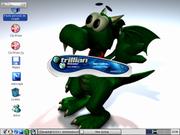 Linux: Emulando Trillian